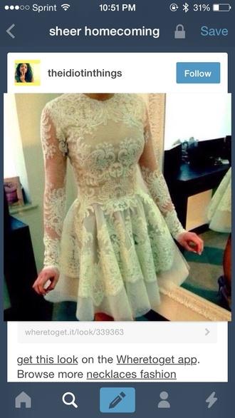 lace dress sheer dress sheer dress