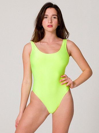 The Malibu Swimsuit | American Apparel