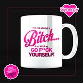 home accessory,coffee,mug,bitch,gangsta,coffee mug coffee music treble cleff