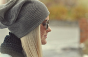 hat,beanie,grey,knit