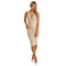 Kylie dress in nude (also available in red, blush pink, yellow) – noodz boutique