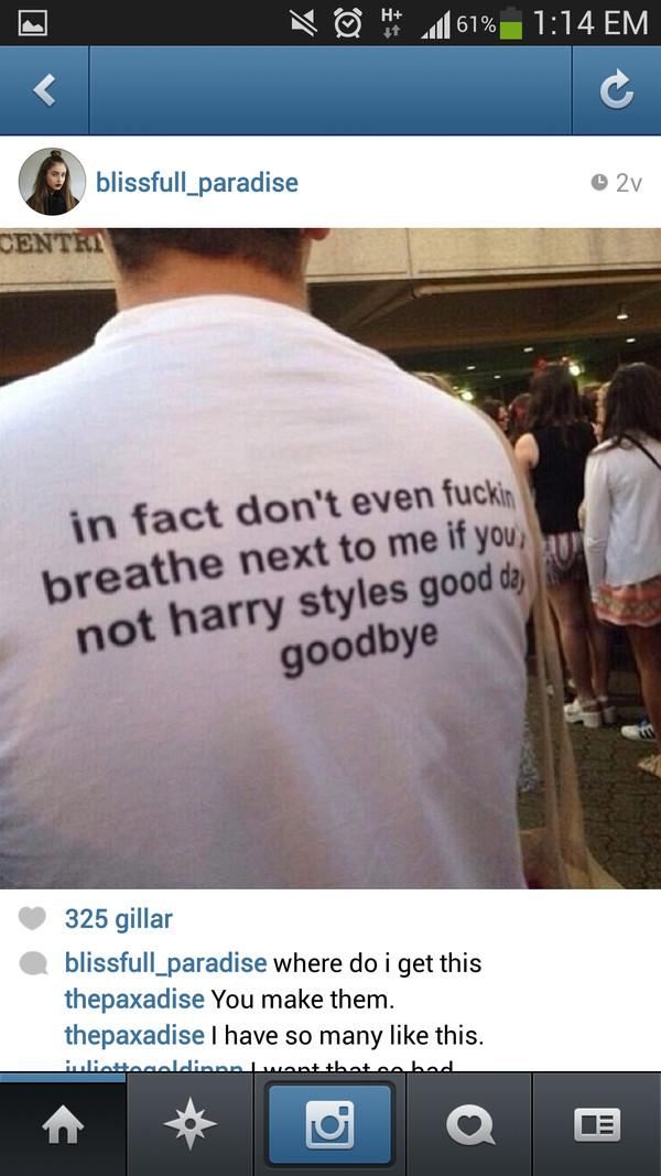 shirt fangirl