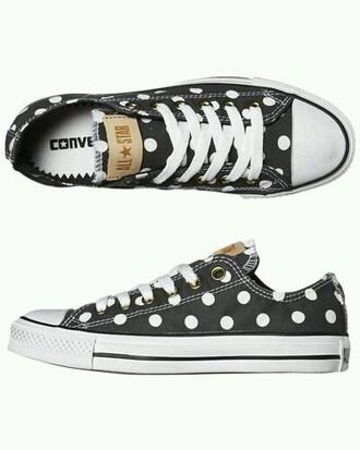 shoes gris blanc converse