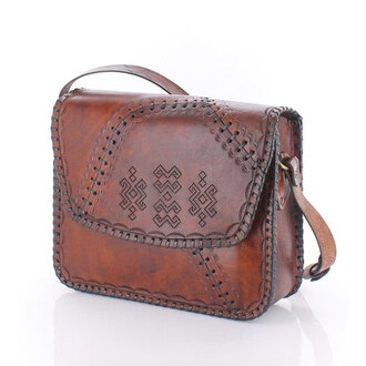 bag leather messanger leather bag brown leather bag weekend bag messenger bag bags and purses women's accessories