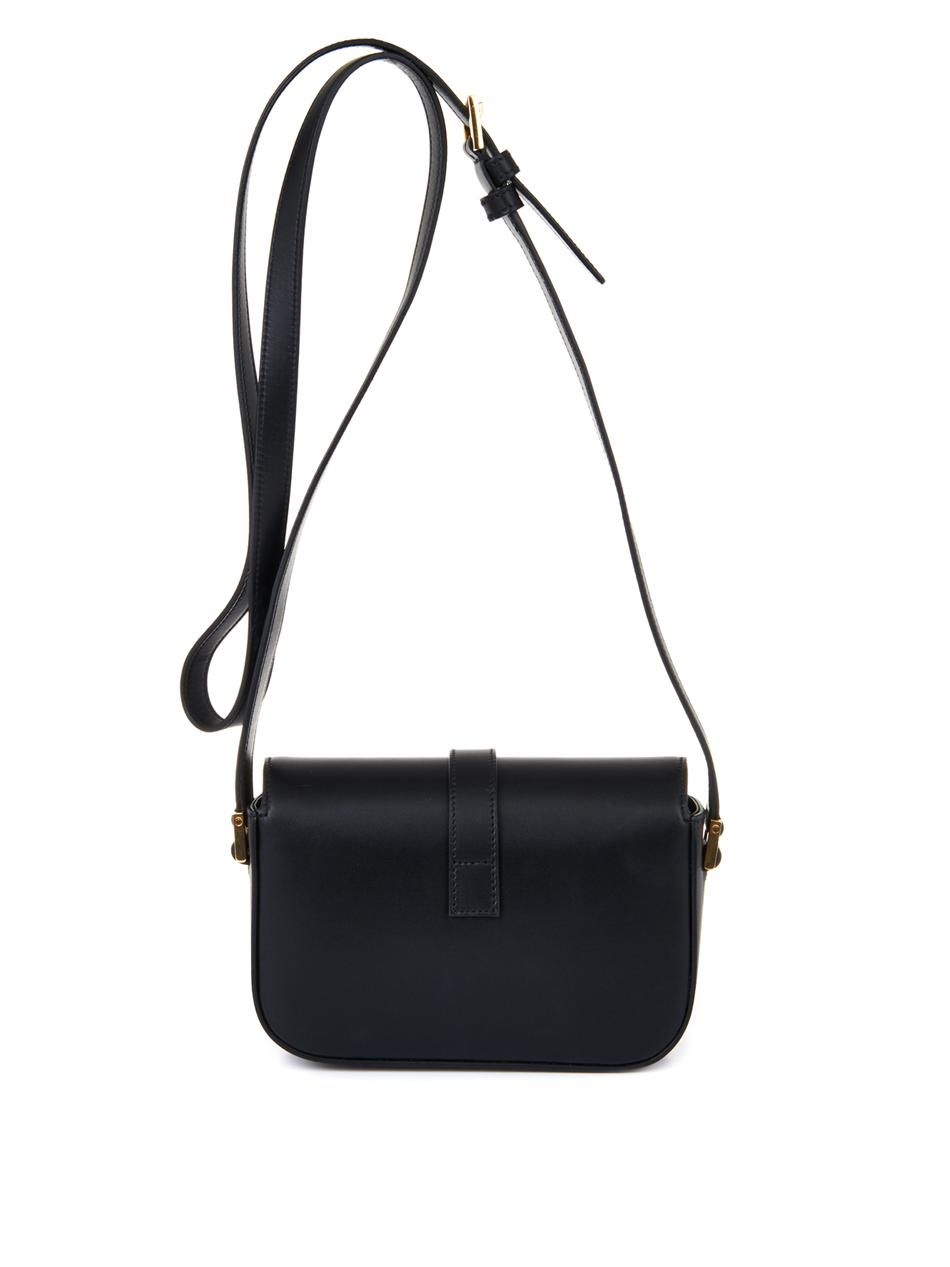 Université leather cross-body bag | Saint Laurent | MATCHESFAS...