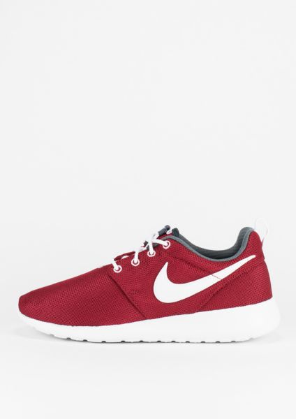 nike laufschuh roshe one gs gym red white dark grey. Black Bedroom Furniture Sets. Home Design Ideas