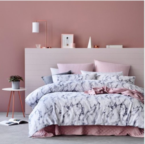 Home Accessory Bedding Tumblr Bedroom Baby Pink Blouse