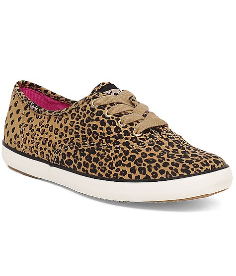 Keds Leopard Heart Shoe - Women's Shoes | Buckle