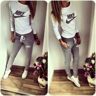 jumpsuit nike sweater nike