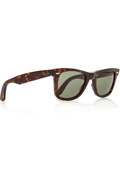 Ray-Ban | The Wayfarer acetate sunglasses | NET-A-PORTER.COM