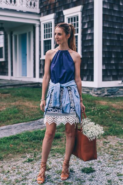 prosecco and plaid blogger dress shoes bag shirt