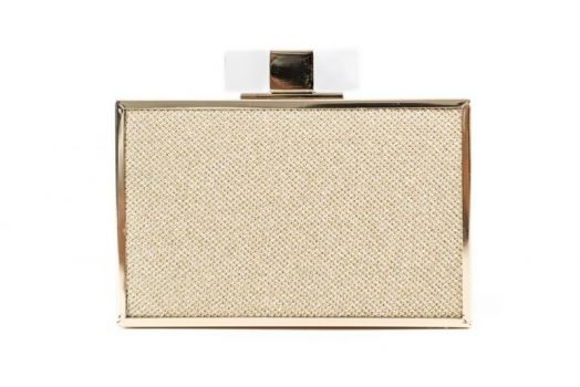 clutch dorado brillante | Apparentia Shop Online - Looks especiales para ocasiones especiales