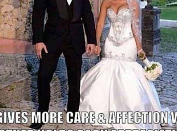 Dress Wedding Dress Wedding Satin Strapless Bridal Gown Bling
