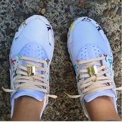 shoes,nike,nike shoes,louis vuitton,custom shoes,huarache,nike air,nike air huaraches