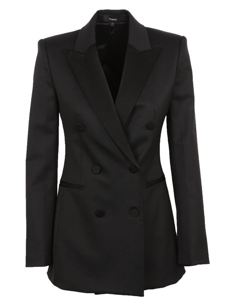 theory jacket black