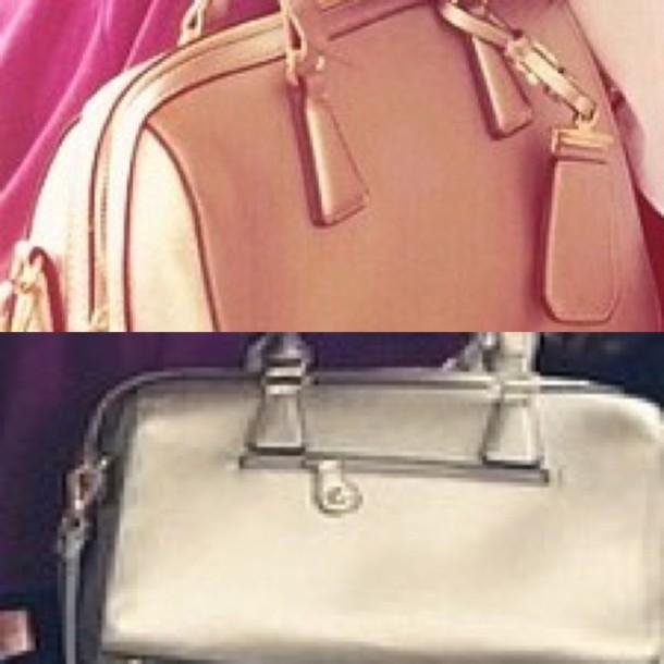 bag silver bag silver purse handbag designer