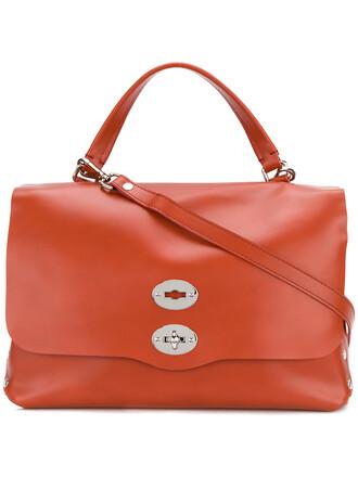 studded women bag tote bag leather yellow orange