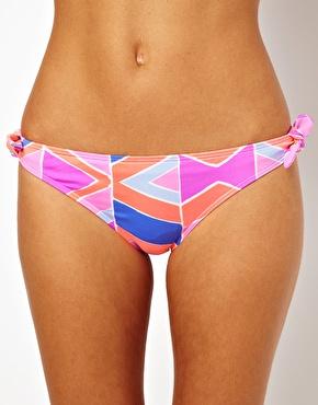 Zinke | Zinke – Gidget – Bikinihüfthöschen bei ASOS