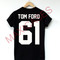 Tom ford 61 t-shirt men women and youth