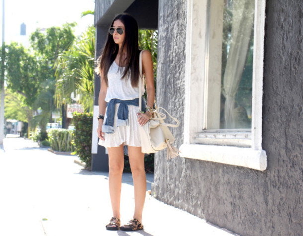 the material girl top bag sunglasses