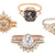 20 Unique Engagement Rings from Anna Sheffield
