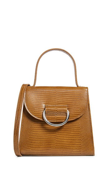satchel lady tan bag