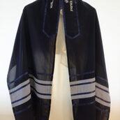 scarf,galilee prayer shawl