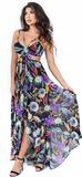 Bali Nights Maxi Dress