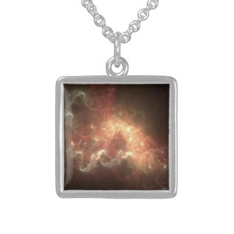 jewels space jewelry galaxy nebula necklace