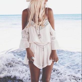 dress bikini rumper