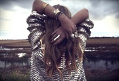sequins,zadig et voltaire,jacket,jewels