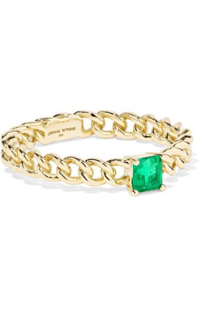 Jemma Wynne ring gold jewels