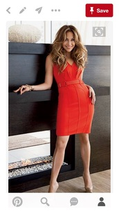 dress,red,red dress,bodycon,bodycon dress,cute dress,girly,girly dress,jennifer lopez,celebrity,celebrity style,celebstyle for less,classy dress,summer dress,cocktail dress,romantic summer dress,date outfit,birthday dress