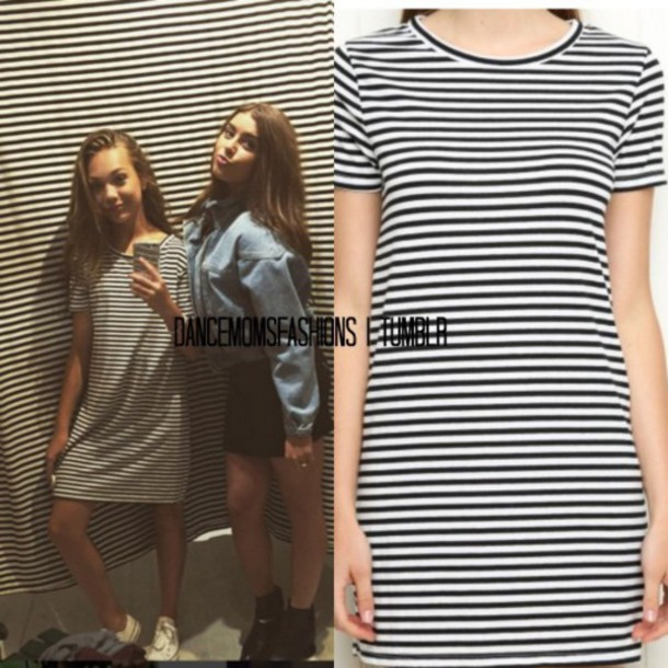 8b93fda1a9d8 dress shift dress t-shirt t-shirt dress stripes striped dress celebrity  style kalani