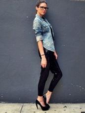 pants,black pants,sequin pants