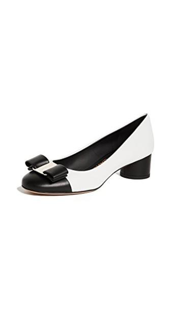 Salvatore Ferragamo pumps new shoes