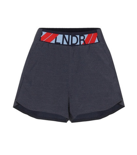 Lndr Drift shorts in blue