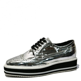 shoes oxfords creepers platform shoes