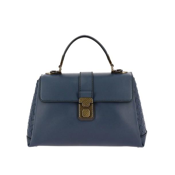 Bottega Veneta women bag handbag shoulder bag blue