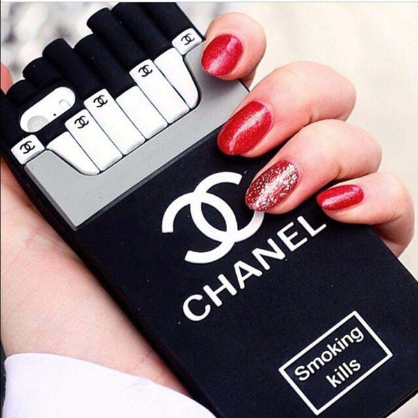 Chanel Iphone 6 Case Smoking Kills Smoking Kills Iphone 6/6