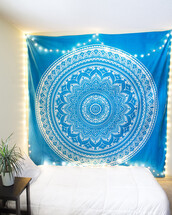 home accessory,psychedelic tapestries,ombre bleach dye,beautiful tapestries,queen tapestries
