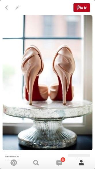 shoes shoes louboubtin louboutin high heels wedding