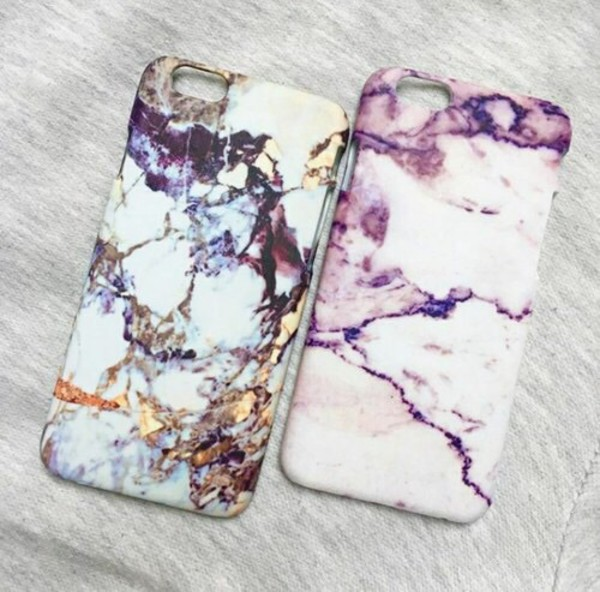 Blue Gold Marble Iphone 6 Case Iphone 5s Case Iphone 5