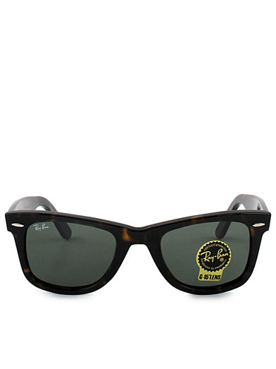 Rb 2140 Wayfarer - Ray Ban - Brown - Sunglasses - Accessories - Women - Nelly.com