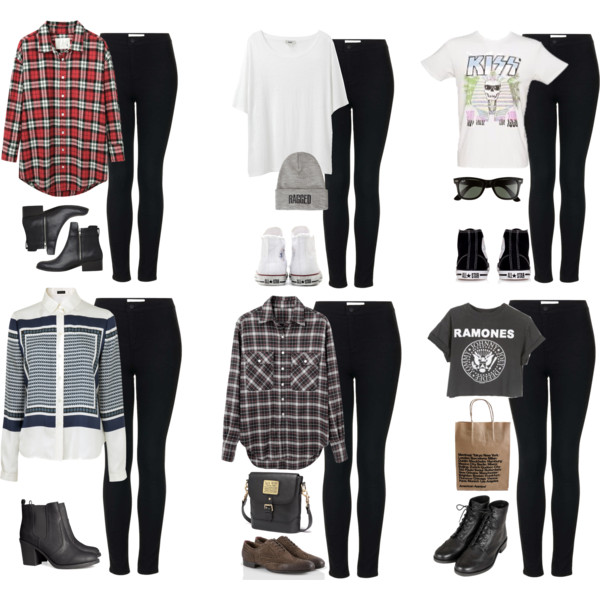 Requested Inspired Outfits With Black Skinny Jeans