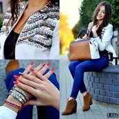 jacket,embellished,jewels