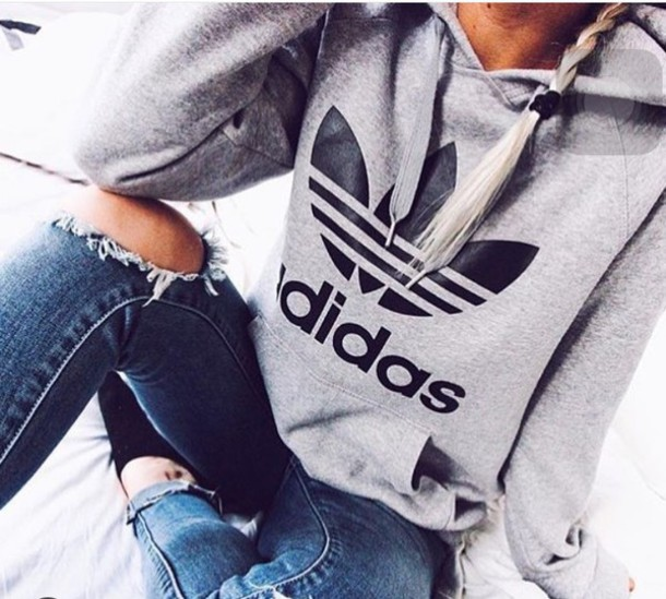 sweater adidas oversized sweater adidas sweater grey sweater hoodie adidas originals. Black Bedroom Furniture Sets. Home Design Ideas