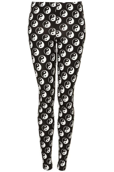 Yin Yang Leggings · Candlelight · Online Store Powered by Storenvy