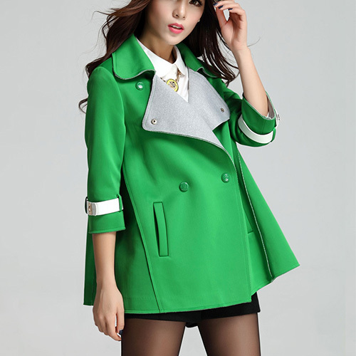 Fashion shopping mall — [gzxy0306]fashion lapel double