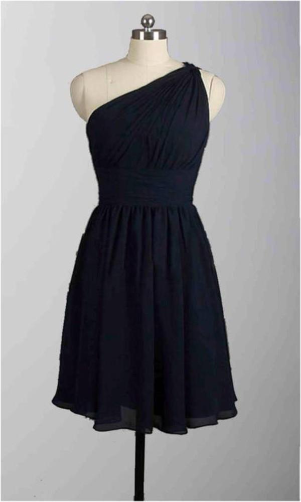 little black dress short party dresses short prom dress short bridemaid dresses one shoulder dresses ruched dress classic dress